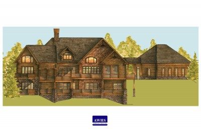 Awhs Architects High End Custom Homes Residential